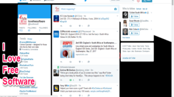how to change twitter website chrome background