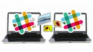 how to do slack screen sharing