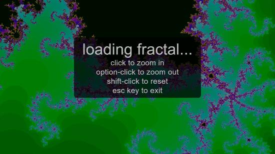 mandelbrot fractal- generate fractal art