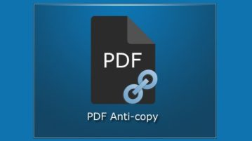protect specific pages of a pdf from copying