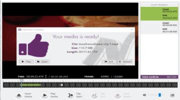 vidcutter- free video splitter software