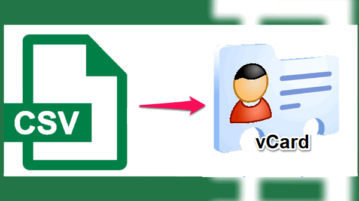 3 Free CSV To Vcard Converter Software For Windows