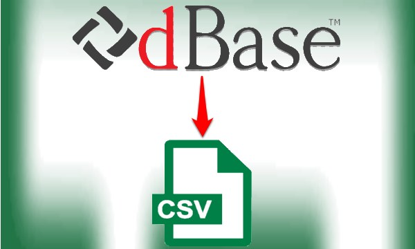 3 Free dBASE to CSV Converter Software for Windows