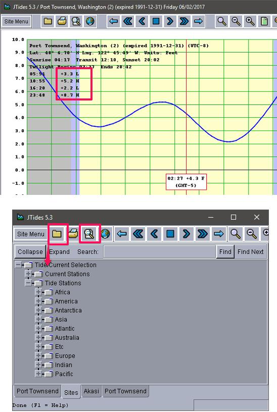 Tide Prediction Software For Mac