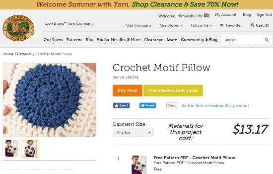 5 free websites to get free knitting patterns online