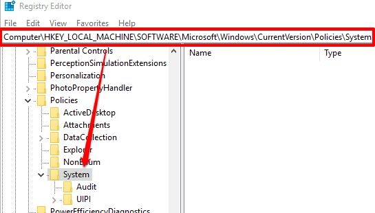 access system key