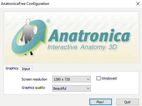 free anatomy software