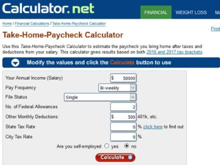 Free paycheck calculator: hourly & salary smartasset.