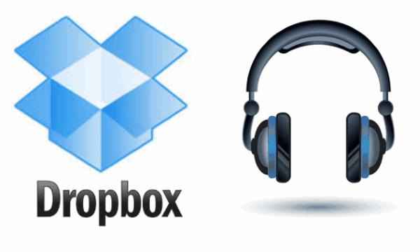 Windows Dropbox Music Player to Stream Audio from Dropbox