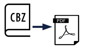 free cbz to pdf converter websites