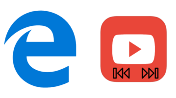 how to change playback speed of youtube videos in Edge