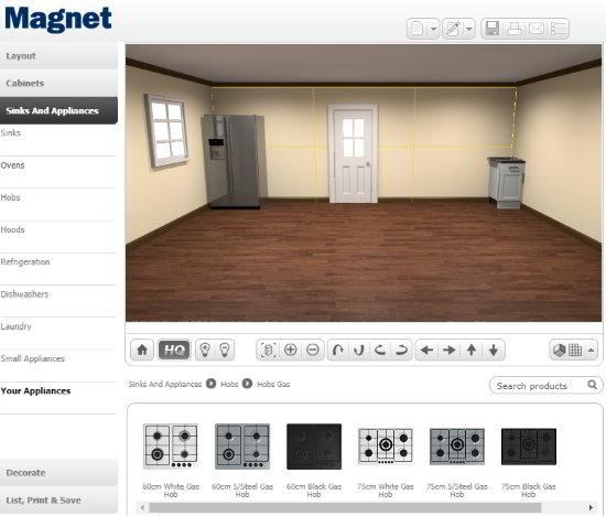 Kitchen Program Design Free: 5 Free Online Kitchen Design Websites