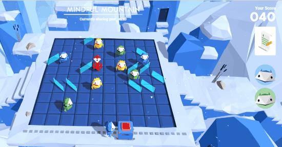 mindful mountain gameplay