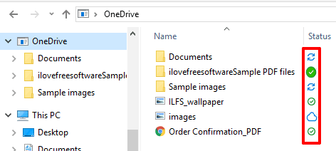 onedrive files on demand feature