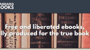 Standard Ebooks Homepage