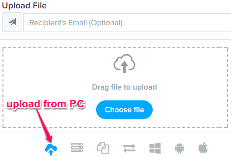 Free Unlimited Cloud Storage with FTP Upload, File Manager