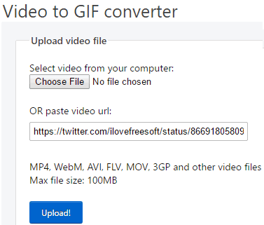 Twitter GIF Downloader For PC, Android, iPhone, Chrome
