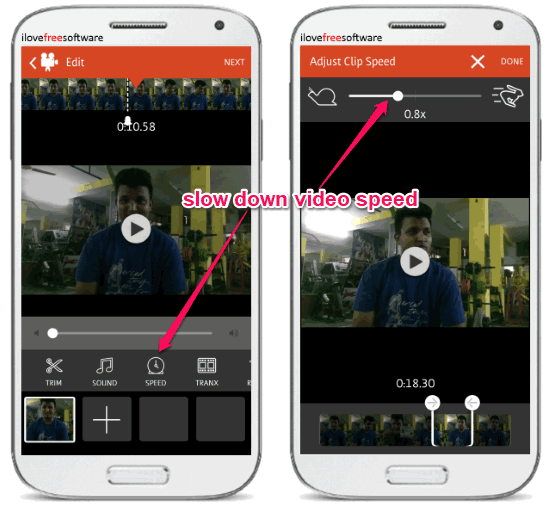 5 Free Slow Motion Apps for Android