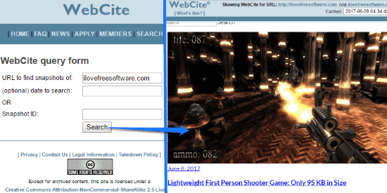 5 free websites to see cache of any web page