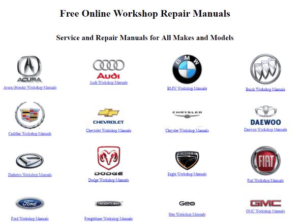 workshop-manuals