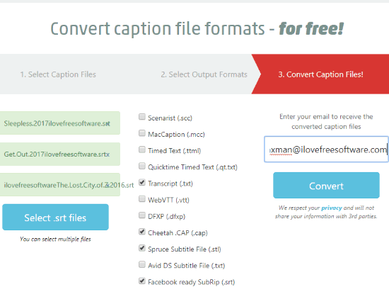5 Free Online Subtitle Converters