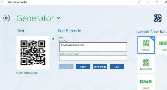 5 Free Windows 10 QR Code Generator Apps