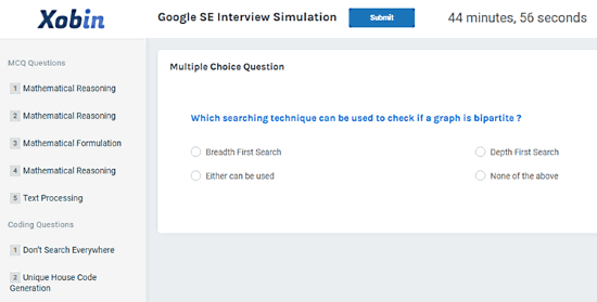 Interview Preparation Simulator To Get Hired In Top Companies