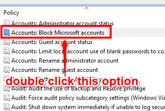 How To Disable Adding A New Microsoft User Account In Windows 10