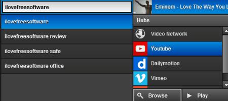 play videos in motionbox