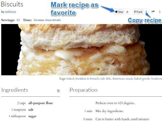 recipes- cinc