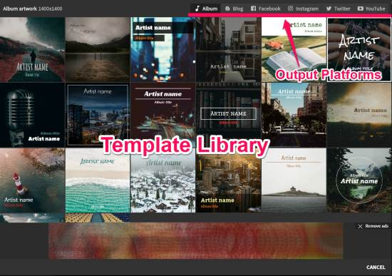 template_library