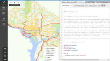 tilemill- free opensource map designer studio