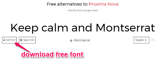 How to Find Free Alternatives to Paid Fonts