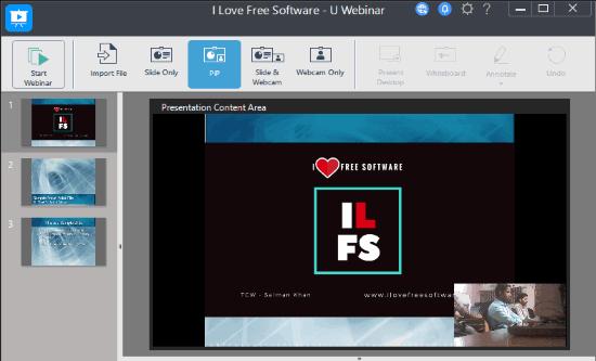 free webinar software