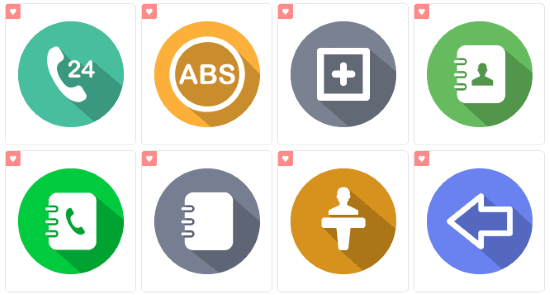 royalty free vector icons