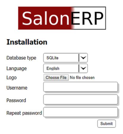 Installation - Free Salon Scheduling Software