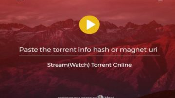 Myplay free online torrent player