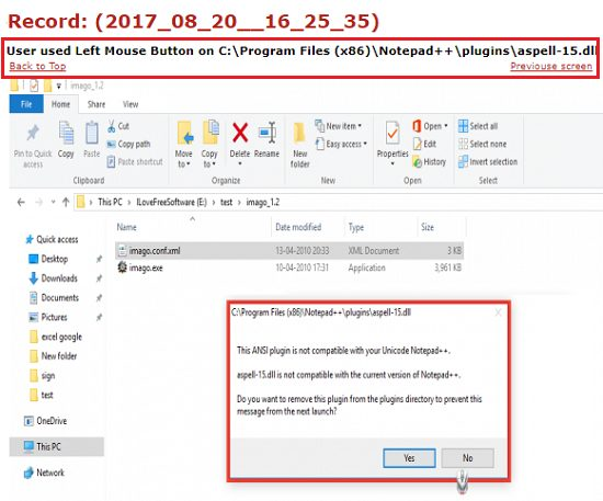 Record Screen Activities of System Operations in Windows