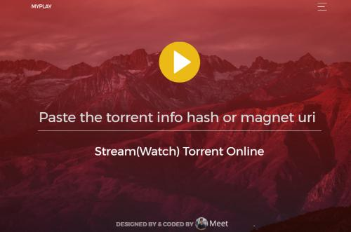 add torrent hash or magnet uri
