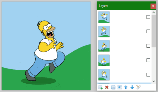 extract frames of animated GIFs in paint.net