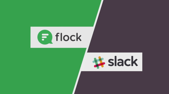 comparison of flock vs slack