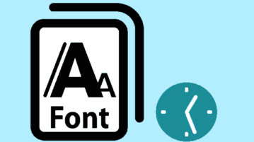 free software to install fonts temporarily