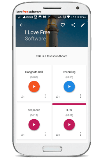Free Soundboard App for Android to Create Custom Soundboards