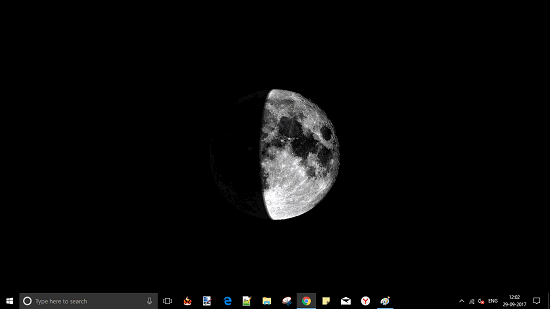 globos activating earthshine wallpaper