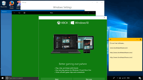 launch specific store apps at startup in windows 10