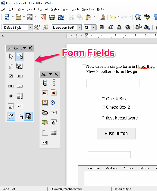 5 Free PDF Form Creator Software For Windows To Create Fillable PDF