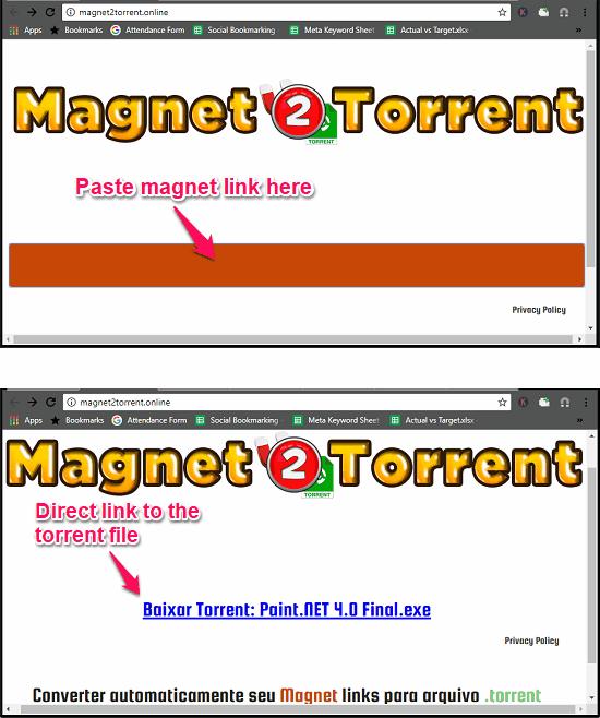 magnet 2 torrent online in action