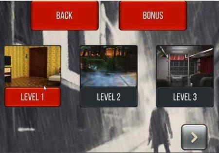 psycho escape levels