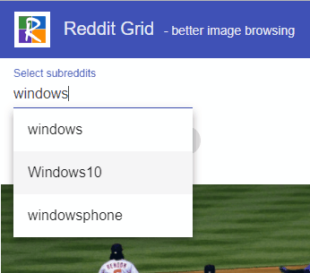 Reddit Image Viewer To View Reddit Images As Gallery With