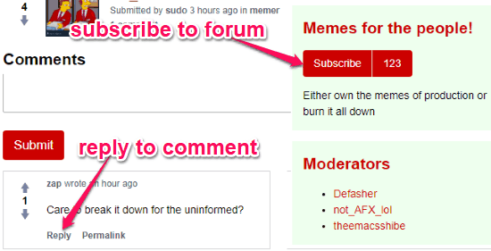 Reddit Clone Free